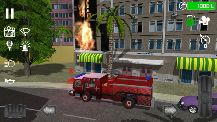 Fire Engine Simulator screenshot-3