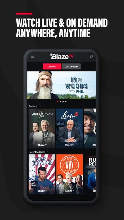 BlazeTV: Pro-America