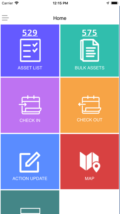 iTrack'em-Track'em Mobile App screenshot two