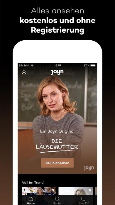Herunterladen Joyn | deine Streaming App für Pc
