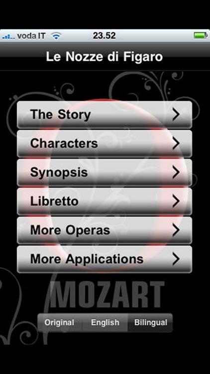Opera: The Marriage of Figaro