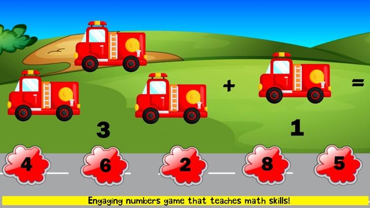 Fire-Trucks Game for Kids FULL screenshot-8