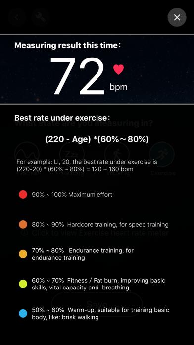 Heart Rate Pro-Health  Monitor screenshot 4