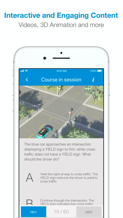 Drivers Ed screenshot two