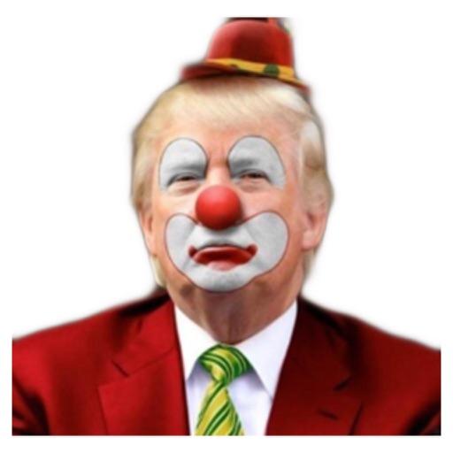 Funny Donald Trump Stickers