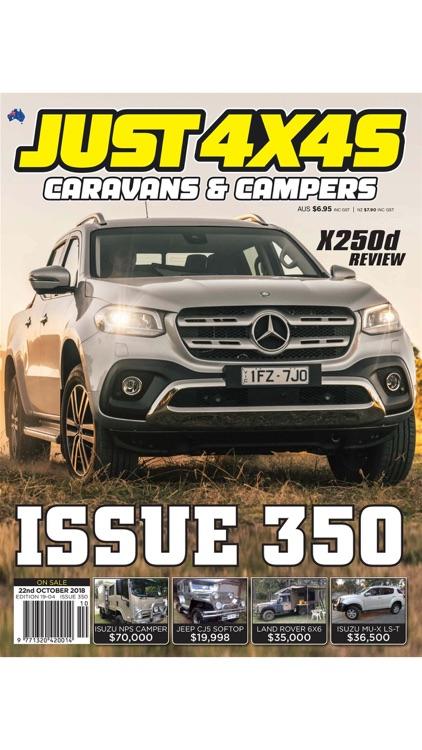 Just 4x4s Magazine screenshot-7