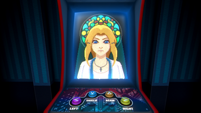 Screenshot from GodSpeed Arcade Cabinet