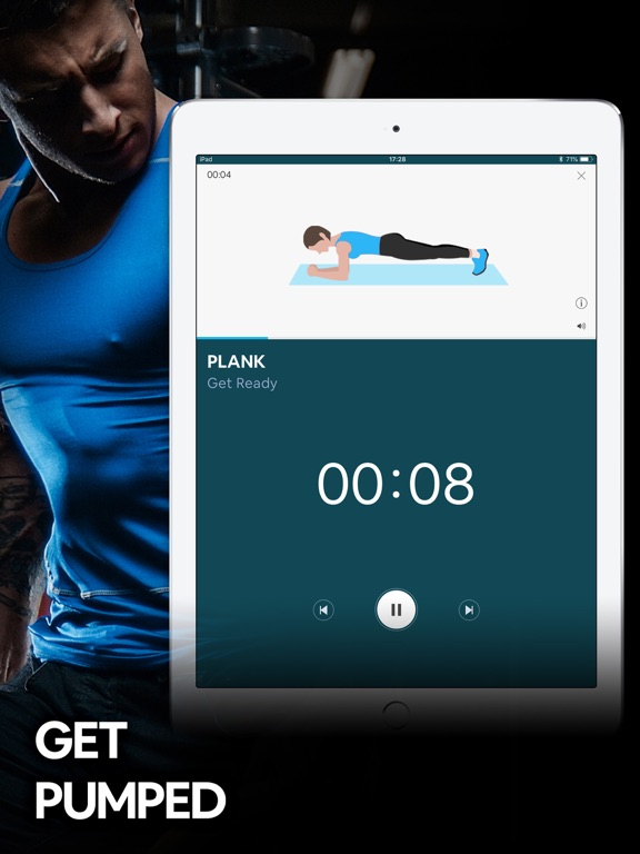 Abs Workout by 7M-ipad-3