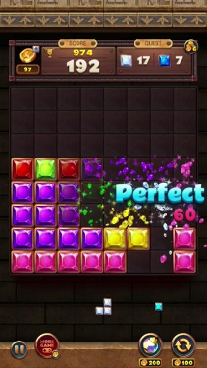 Jewels Block Puzzle Master screenshot-8