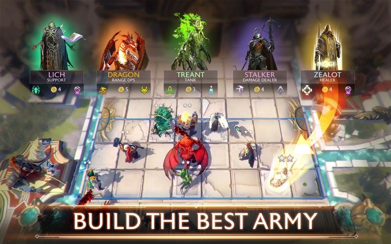 Might & Magic: Chess Royale screenshot 4