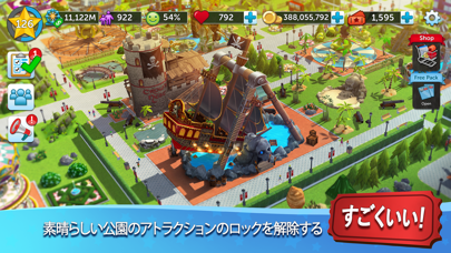 RollerCoaster Tycoon® Touch™のおすすめ画像2
