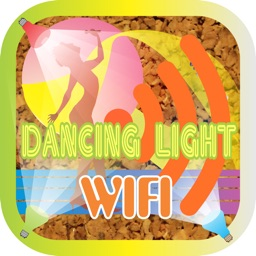 Dancing WiFi Light