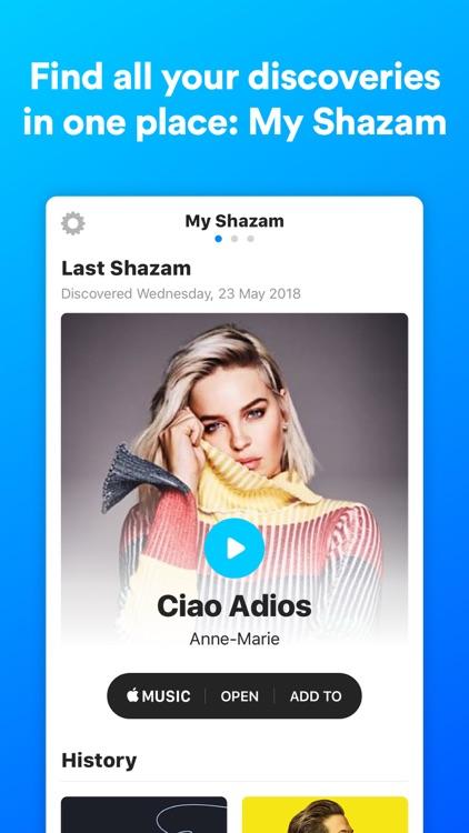 Shazam screenshot-3