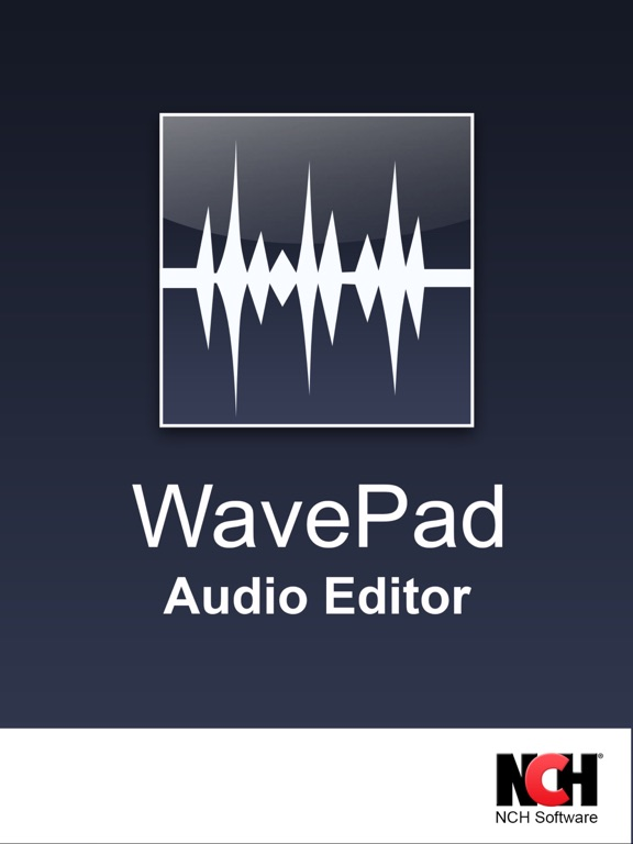 WavePad Master's Edition Screenshots