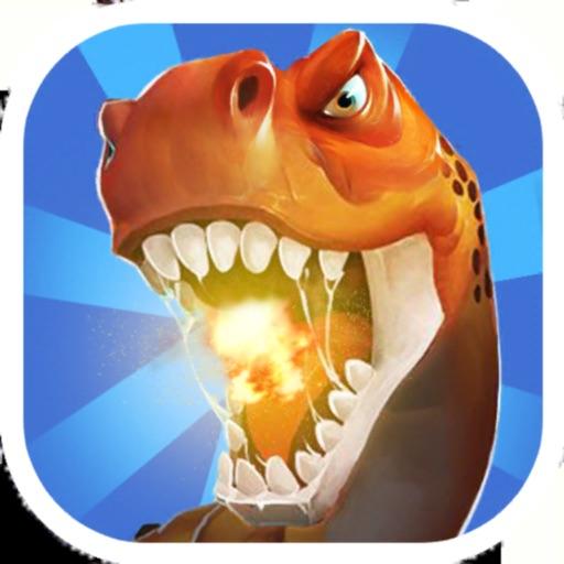 Dinosaur Merge Master iOS App