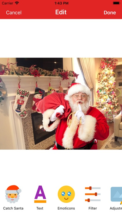 Santa Claus Call & Text You