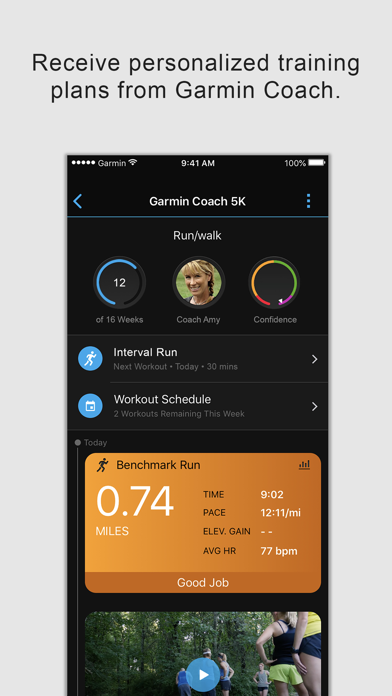 Garmin Connect™ - Revenue & Download estimates - Apple App