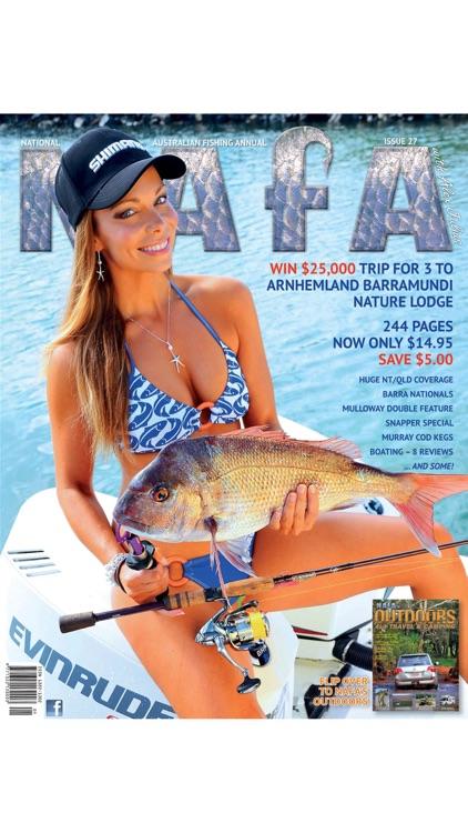 Australian Fishing Annual screenshot-9