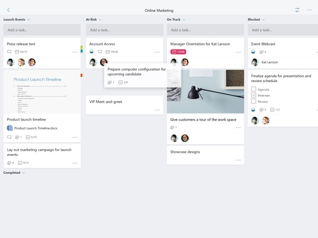 Microsoft Planner on the App Store