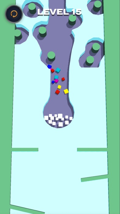 Falling balls: draw the path screenshot #4