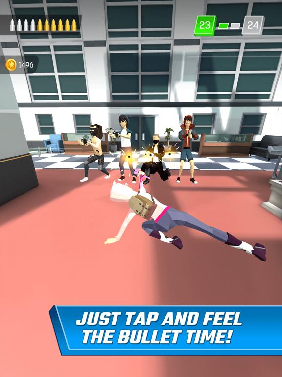 iPad Image of Jump And Shoot!
