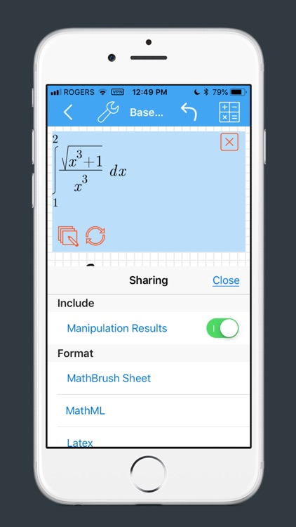 MathBrush screenshot-4