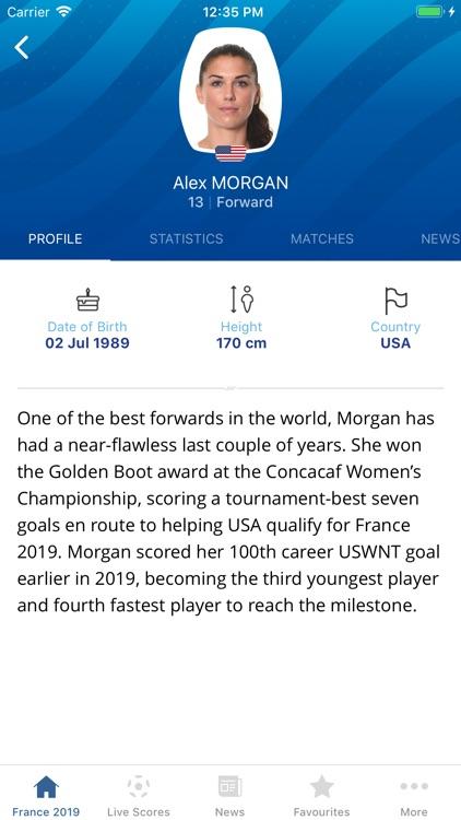 FIFA Women's World Cup™ screenshot-4