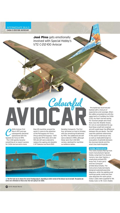 Airfix Model World Magazine screenshot-5