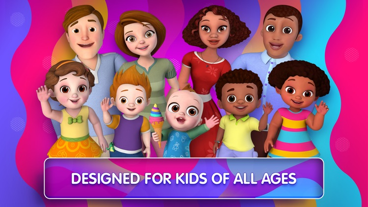 ChuChu TV Nursery Rhymes Lite screenshot-4