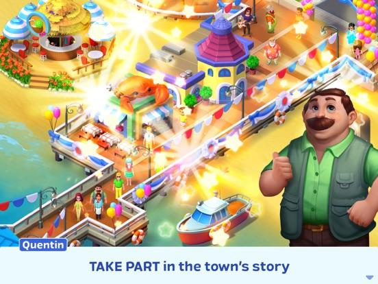 Match Town Makeover: Design screenshot 10