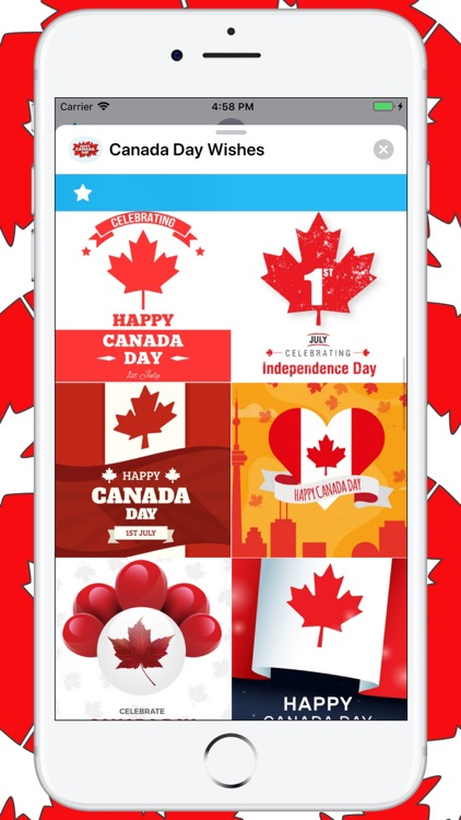 Canada Day Wishes screenshot-2