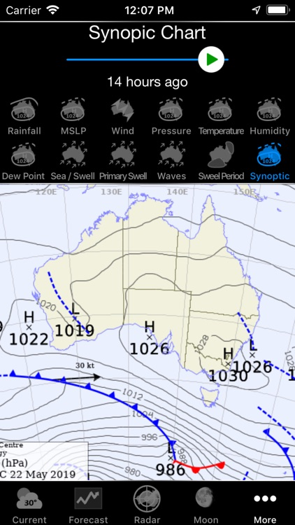 Australia Weather Information screenshot-7