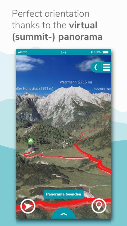 3D Outdoor Guides screenshot-4