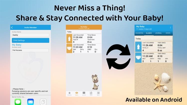 ParentLove: Baby Tracker screenshot-5