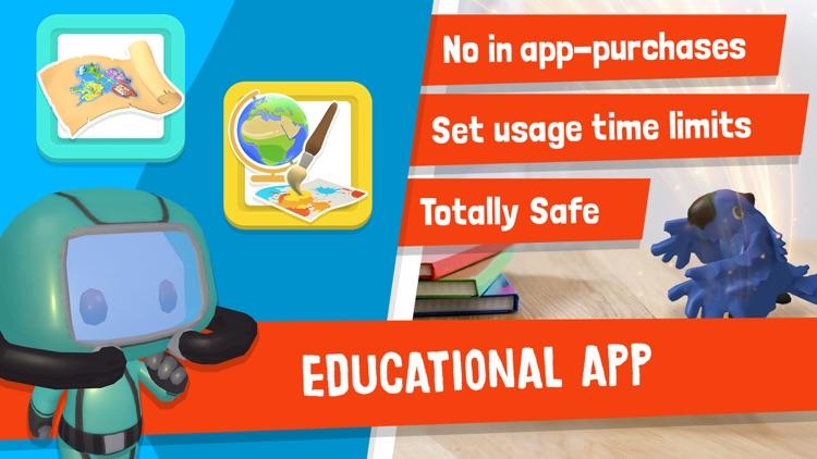 Magic Kinder - Educational app screenshot-0