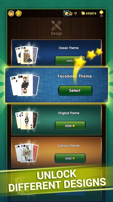 Magic Solitaire - Card Games screenshot 2