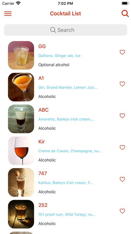 Drinks & Cocktails - PRO screenshot-5
