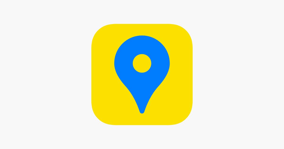 KakaoMap - Korea No.1 Map on the App Store on