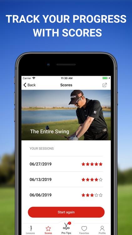 15 Minute Golf Coach Pro Tips screenshot-9