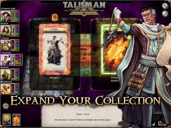 Talisman: Digital Edition screenshot 11