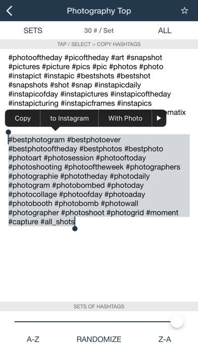 Tags Pro - Tags for Likes Screenshots