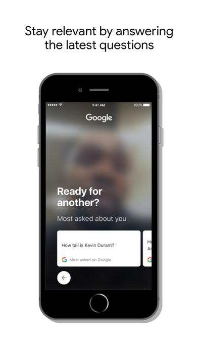 Screenshot for Cameos on Google in Australia App Store