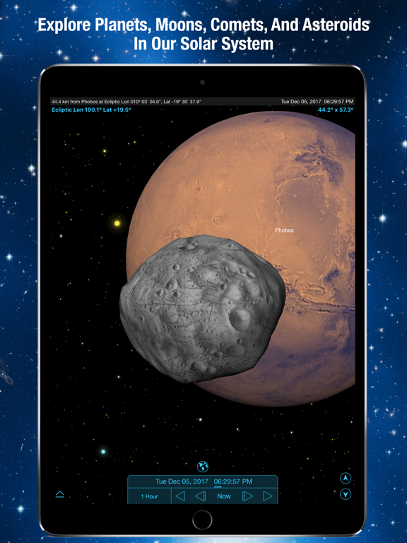 SkySafari 6 Plus Screenshots
