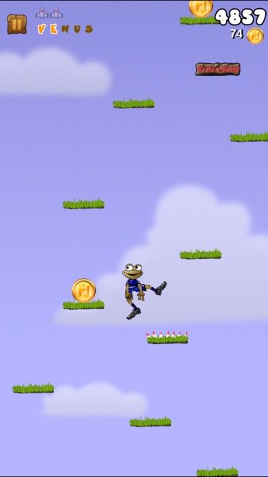 Froggy Jumpのおすすめ画像1