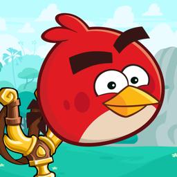Ícone do app Angry Birds Friends
