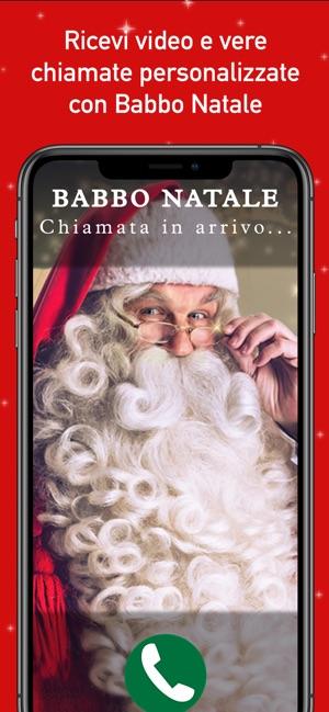 Videochiamata Babbo Natale.Pnp Polo Nord Portatile Su App Store
