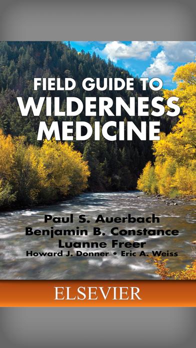 Field Guide Wilderness Med. 4E