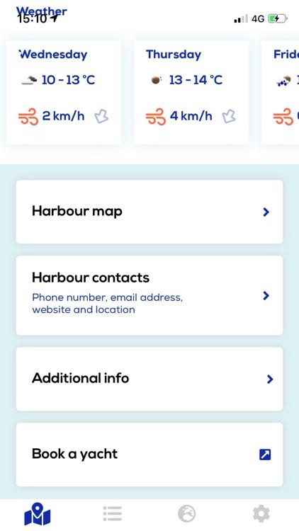 Marina Guide - Liguria Tuscany screenshot-4
