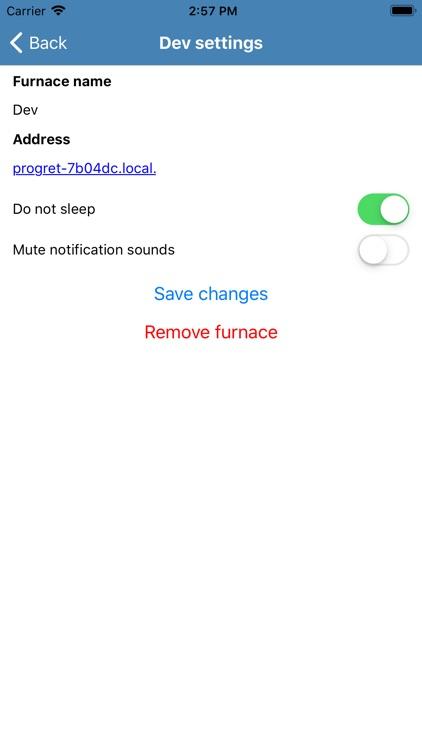 Progret screenshot-3