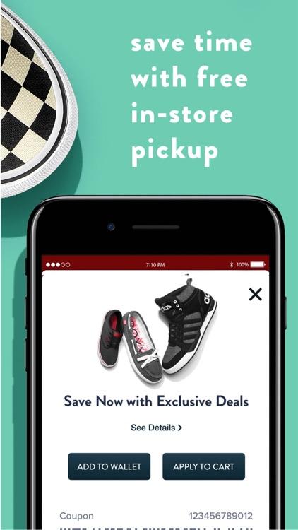 Famous Footwear Mobile screenshot-4